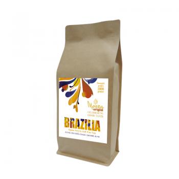 Morra Origini Brasilia Santos Strictly Soft Fine Cup, cafea proaspat prajita 1kg