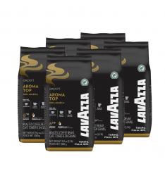 Pachet 6 x Lavazza Expert Plus Aroma Top cafea boabe 1kg
