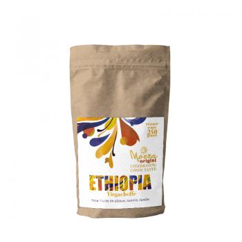 Morra Origini Yirgacheffe, cafea proaspat prajita, 250 g