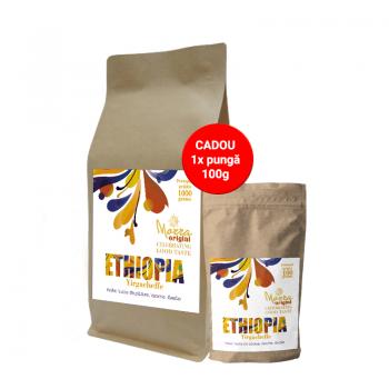 Morra Origini Yirgacheffe, cafea proaspat prajita 1kg