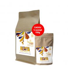 Morra Origini Kenya, cafea proaspat prajita, 1 kg