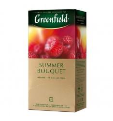 Ceai Greenfield Summer Bouquet - 25 plicuri