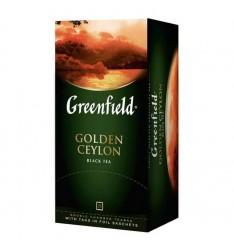 Ceai Greenfield Golden Ceylon - 25 plicuri