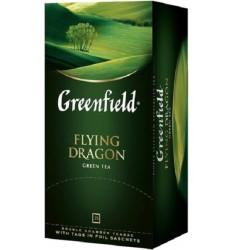Ceai Greenfield Flying Dragon - 25 plicuri