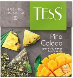 Ceai Tess Pina Colada - 20 plicuri