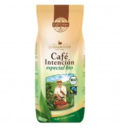 Cafe Crema Intencion ecologico