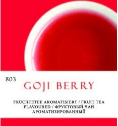 Aldermann Tea GOJI BERRY