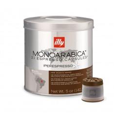 Illy Interespresso Monoarabica - Brazilia