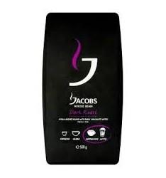 Cafea Jacobs Coffe Beans Dark -1 kg