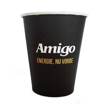 Pahare Carton Amigo 150ml - 100 buc.