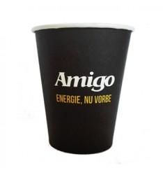 Pahare Carton Amigo mare -  100buc.