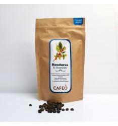 Honduras-El Guayabillo-cafea boabe proaspat prajita 250g