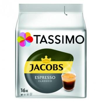 TASSIMO JACOBS ESPRESSO 118.4G
