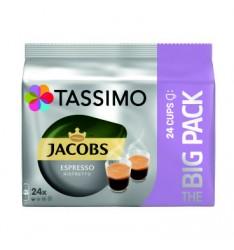 Capsule TASSIMO ESPRESSO RISTRETTO - 192G