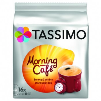 Capsule TASSIMO MORNING CAFE -124.8g