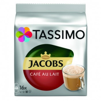 Capsule Tassimo Jacobs  Cafe Au Lait