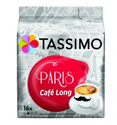 Capsule Tassimo Paris Cafe Long