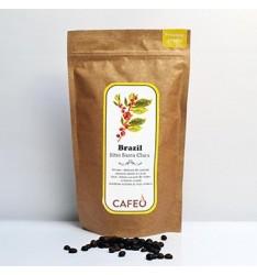 Brazil - cafea boabe proaspăt prăjită 250g