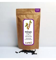 Ethiopia - Yirgacheffe -cafea boabe proaspăt prăjită 250g