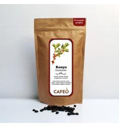 Kenya - Gachombe-cafea boabe proaspăt prăjită 250g