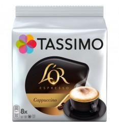 Capsule Tassimo L'OR Cappuccino 267.2 g