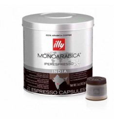 Capsule Illy Iperespresso Monoarabica India - 21 capsule