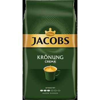 Jacobs Krönung Caffé Crema boabe