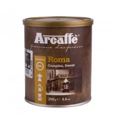 Arcaffe Roma100% Arabica cafea macinata 250g
